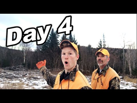 Maine Muzzleloader 2017: Day 4 (CAPTAIN CRUNCH)