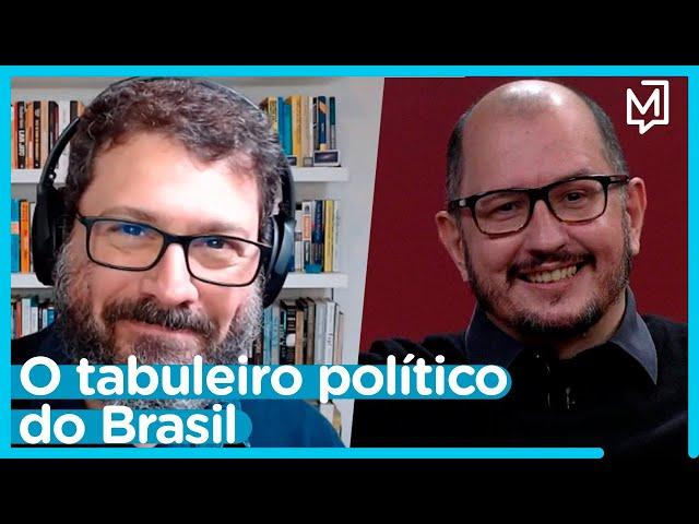 Conversas: o tabuleiro político do Brasil por Celso Rocha de Barros
