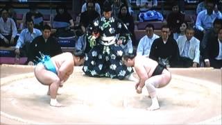 平成28年大相撲九州場所 11月19日 Sumo -Kyushu Basho.