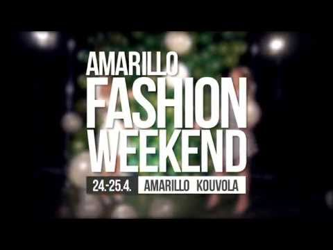 Amarillo Fashion Weekend 2015