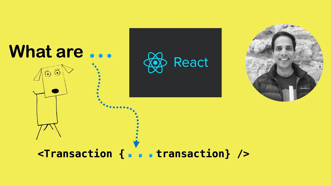 What Do These Three Dots in React Do?