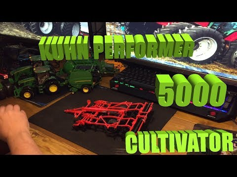 Kuhn Performer 5000 Cultivator Box Review