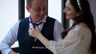 Арсен и Саида Свадьба в Махачкале