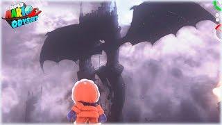 ¡¡ VOLVEMOS AL REINO DEL DRAGÓN !! - Super Mario odyssey, Gameplay Español #23 - [WithZack]