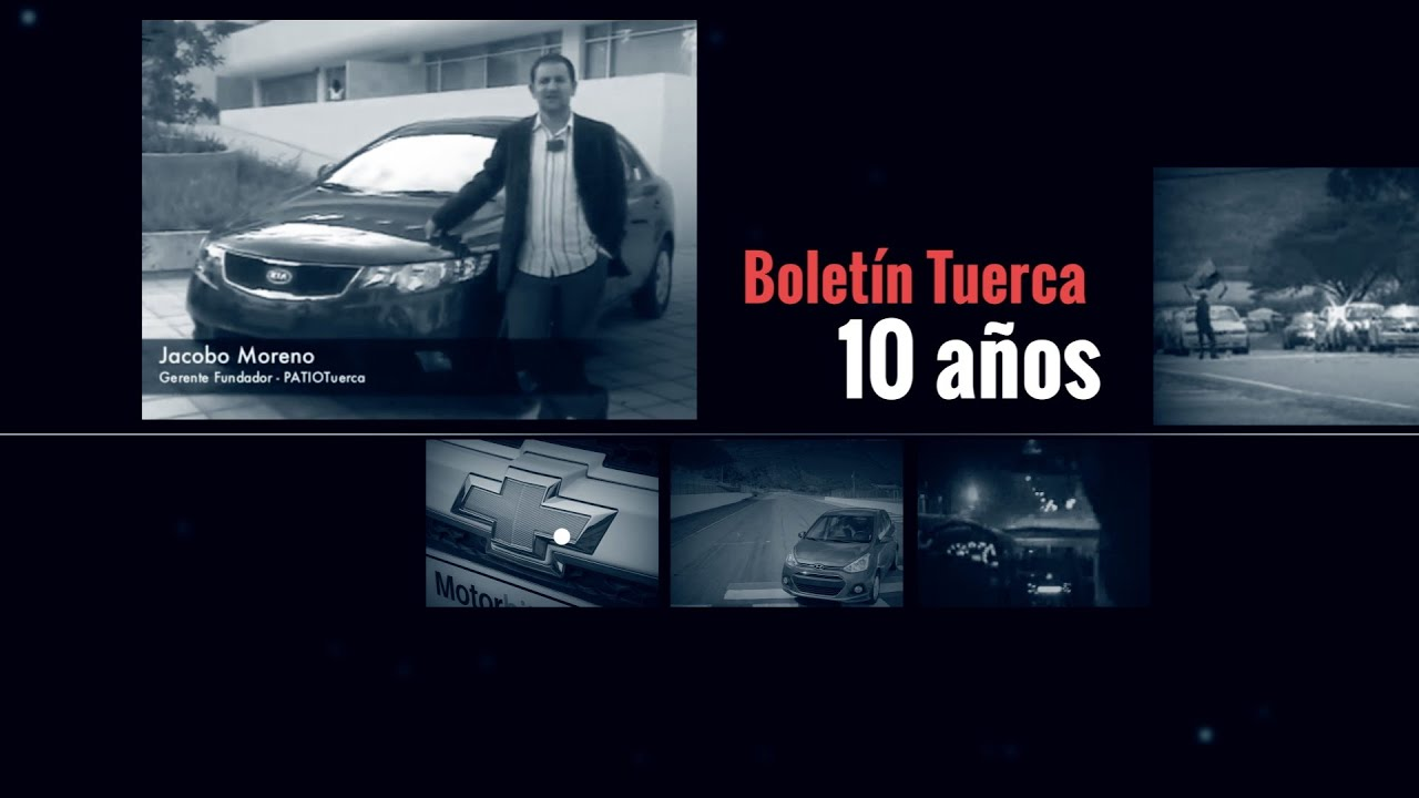 Boletn Tuerca celebra 10 a±os de pasi³n por los motores