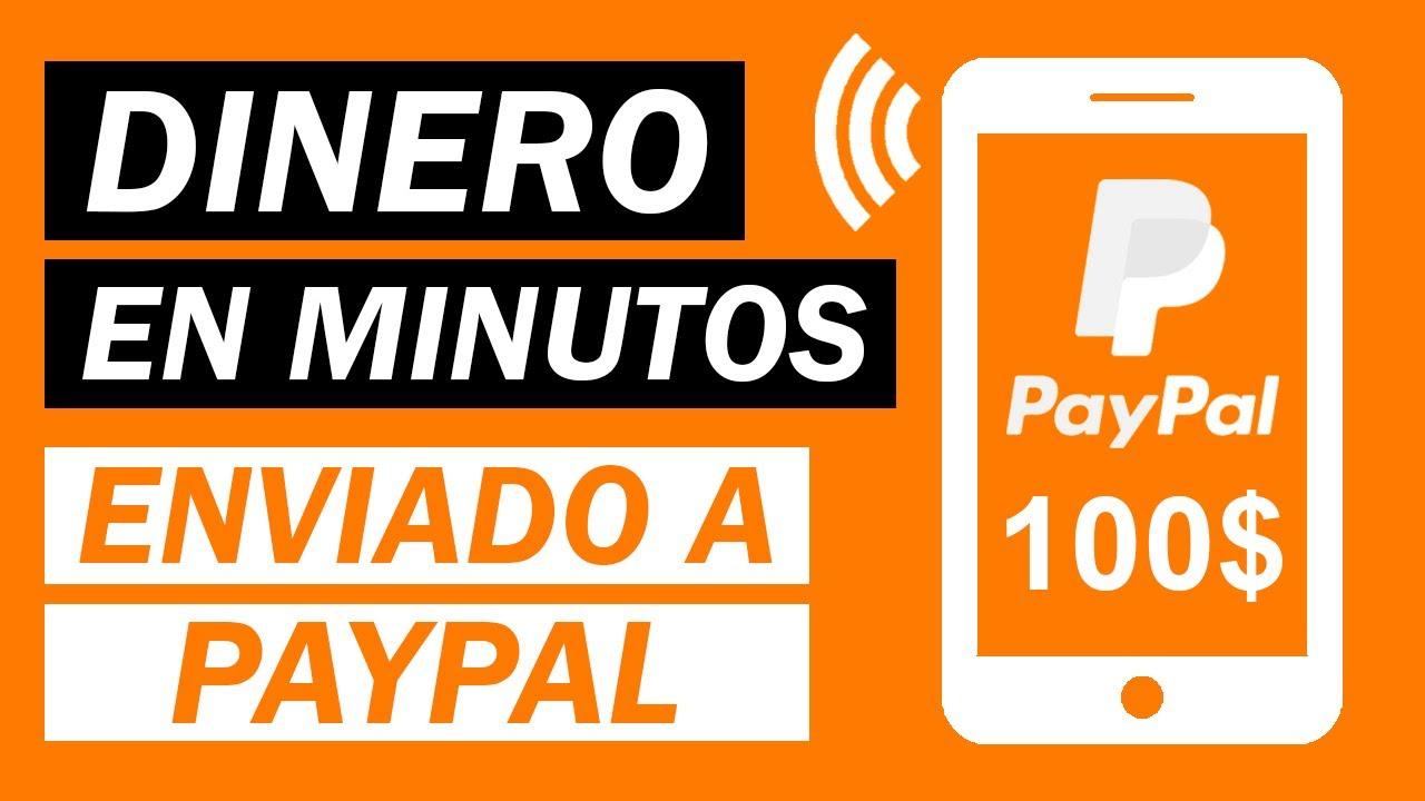 Nueva App Para Ganar Dinero En Paypal 2020 Real Y Rápido Ganar Dinero Por Internet Youtube