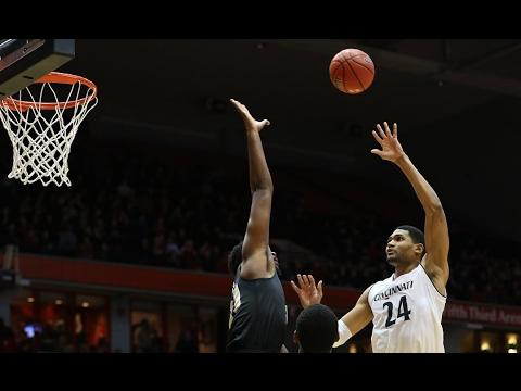Men's Basketball Highlights - #11 Cincinnati 60, UCF 50