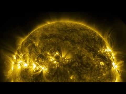 Lars Leonhard - Deep Venture - NASA | Thermonuclear Art – The Sun (4K)