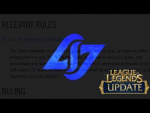 League of Legends Update 12/13/14: LoL Patch 4.21, Competitive Ruling on CLG, Alienware LoL Lessons