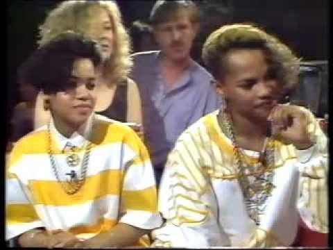 Salt n Pepa Interview_The Tube 1987