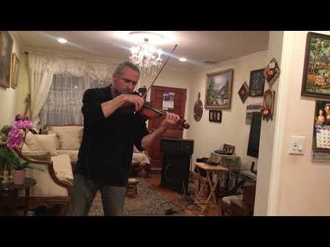 Paul Baghdadlian Siretzi Yes Megyn Yervand Kalajian Violin