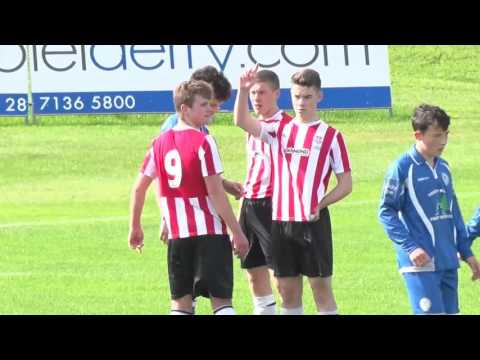 Derry City v Finn Harps (Under17s)