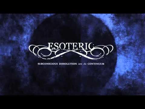 ESOTERIC Morphia