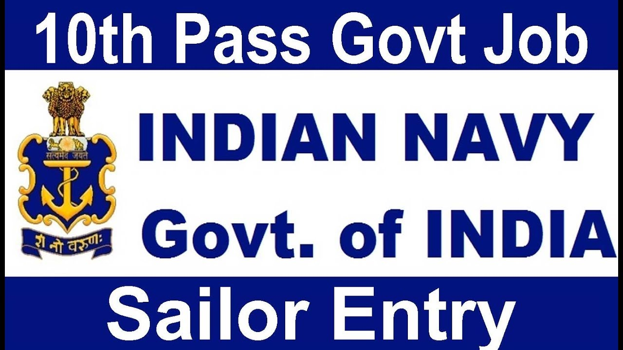 Join Indian Navy 10th Pass Sailor Entry 2018 MR Batch ,Apply Online ...
