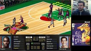 NBA FULL COURT PRESS (PC) - Gameplay en Español