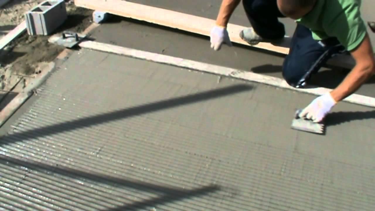 Rampe antiscivolo youtube for Idee di garage per auto