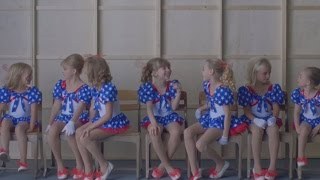 Meet The Girls Vying To Play Jon Benet Ramsey In Netflix Documentary