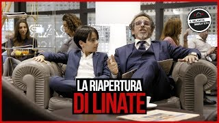 Il Milanese Imbruttito - La riapertura di LINATE