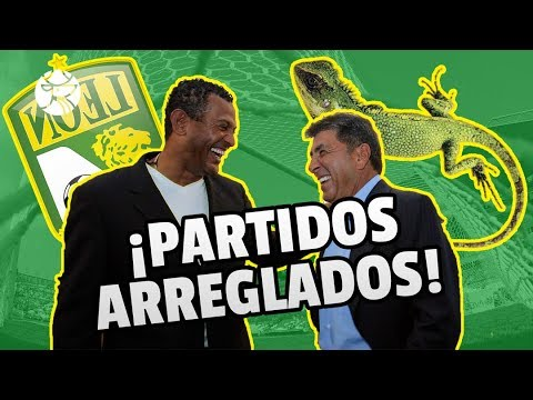 ESCÁNDALO | Examericanistas involucrados en arreglo de partidos