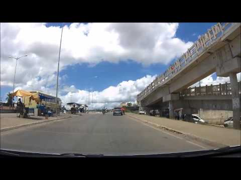 Recife - PE:  De Pau D'Alho até Boa viagem -  Pernambuco