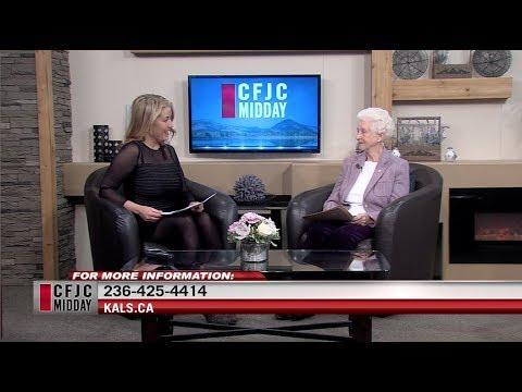 CFJC Midday - Jan 15 - Kamloops Adult Learning Society