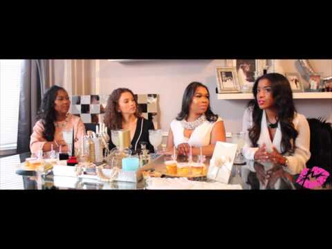 BRIDAL EDITION!!!: Pink Kisses with Kimberly & Friends Feat. Trendy Treatz