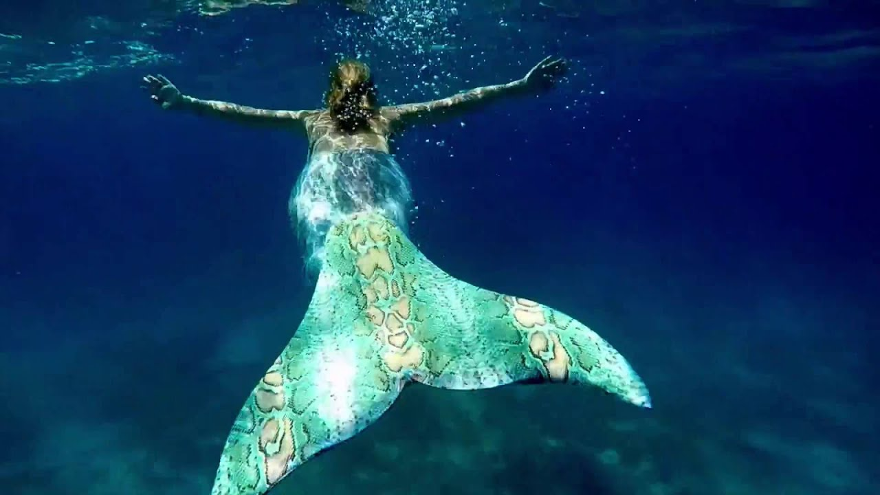 Mako Mermaids , H2o Just Add Water THE2TAILS Swimmable ...