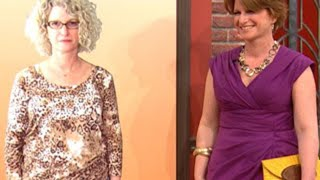 Woman's Makeover Shaves Decades Off Her Look | Rachael Ray Show