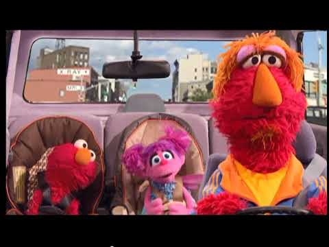 Sesame Street Elmo Travel Song And Games 3