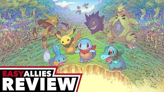 Pokémon Mystery Dungeon: Rescue Team DX - Easy Allies Review (Video Game Video Review)