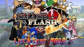 Let's Test - Super Smash Flash 2 - [Deutsch/German]: Das bisher beste Super Smash Bros. Fangame?