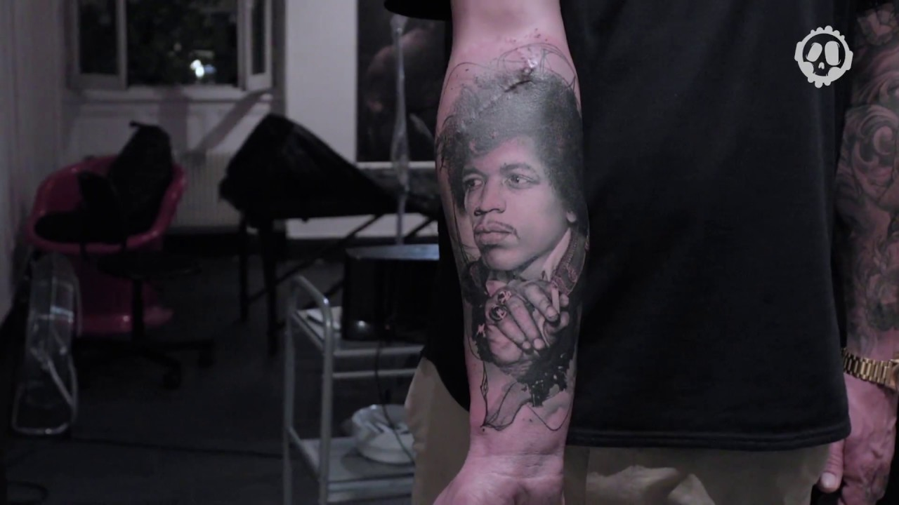 c390e6690 Thomas Carli-Jarlier – Noire Ink - Killer Ink Tattoo