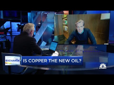 Goldman Sachs Commodities Research head on why he's bullish on copper