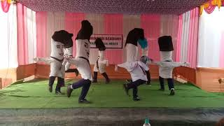liliput dance by arunodoi academy tangla students on farewell