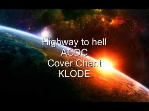 highway to hell cover klode youtube. Black Bedroom Furniture Sets. Home Design Ideas