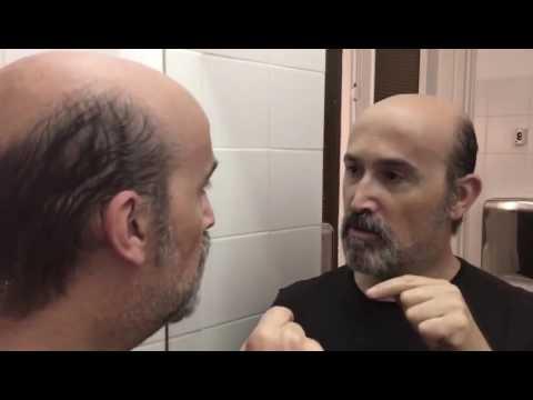 Javier Cámara ensaya para Narcos