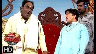Rocket Raghava Performance | Jabardasth | 9th May 2019    | ETV  Telugu