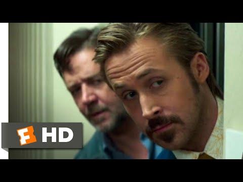 The Nice Guys (2016) - Hotel Massacre Scene (4/8) | Movieclips streaming vf