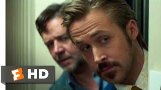 The Nice Guys (2016) - Hotel Massacre Scene (4/8)   Movieclips