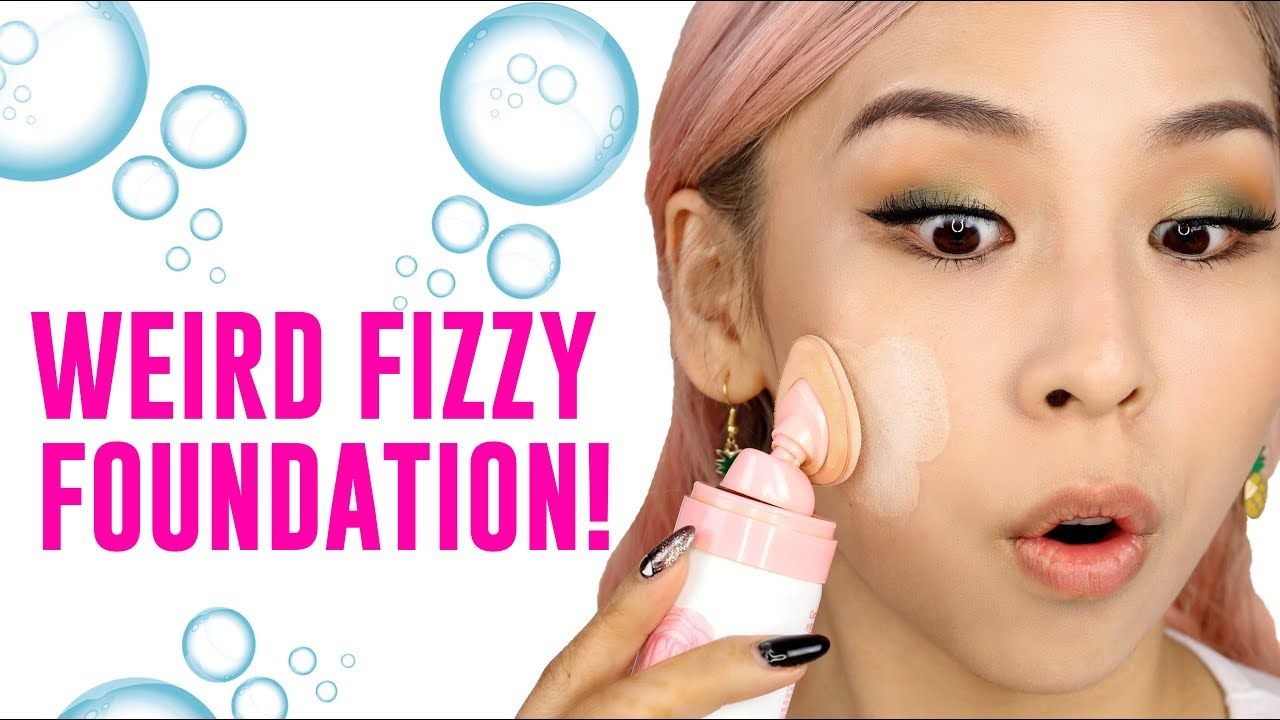 WEIRD FIZZY FOUNDATION