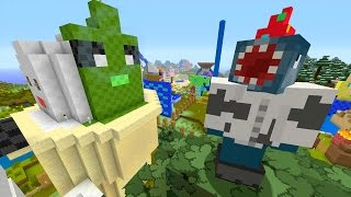 Minecraft Xbox - Quest A Big Umbrella (but Actually Just Ice Cream Parlour All Video) (167)