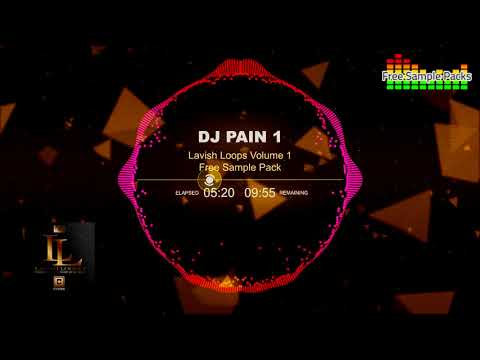DJ Pain 1 - Lavish Loops Volume 1 - www.free-sample-packs.com
