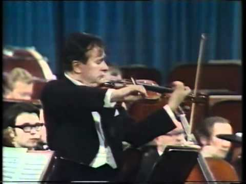 Henryk Szeryng plays Paganini Violin Concerto No. 3 (1st Mov.) - Part 2
