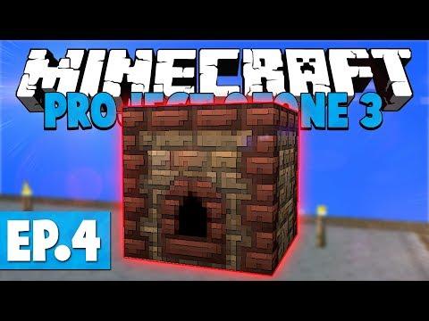 Minecraft Project Ozone 3   TRANSLOCATORS & ADVANCED ITEM COLLECTORS! #4 [Modded Questing Skyblock]