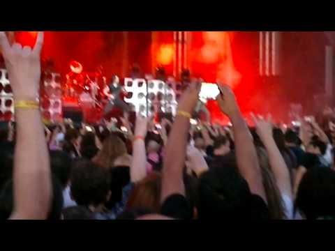 Manowar intro  OST FEST Bucharest 2012 LIVE.mp4