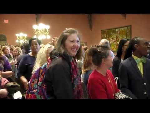 CCSD Teachers of the Year Visit State Capitol