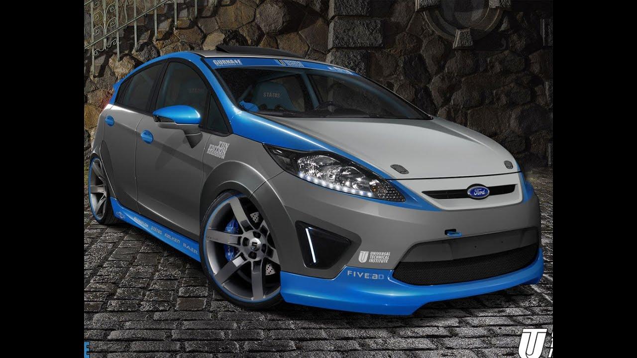Ford Fiesta 2012 Modificado