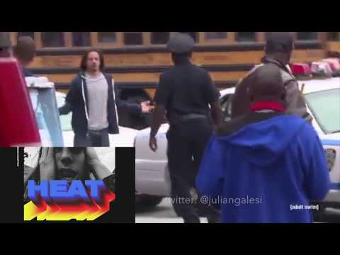 each BROCKHAMPTON single described by the eric andre show