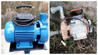 How To Regenerate Old Water Pump One Perfect Way