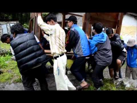 SNU Nepal Solar Volunteer Corps Activities in 2011